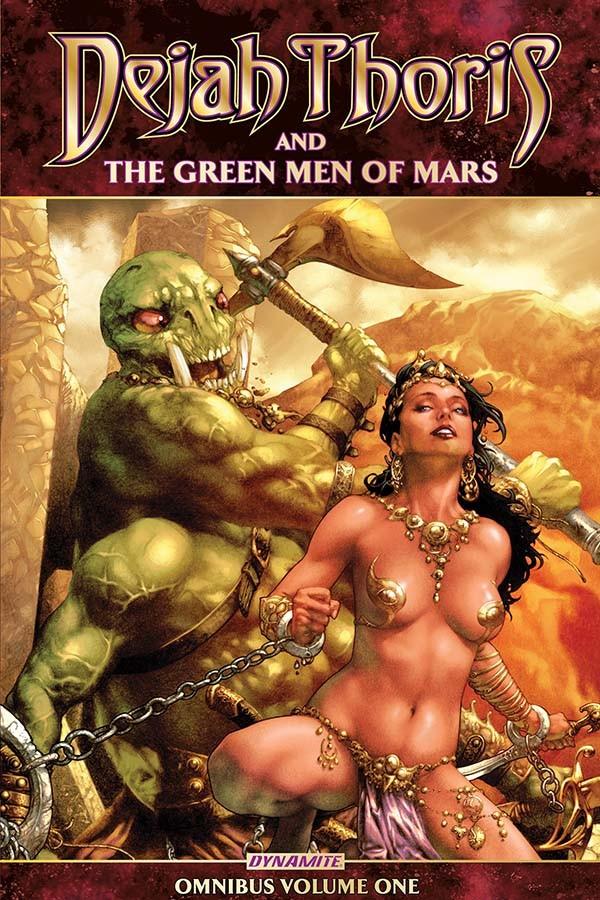 Dejah Thoris and The Green Men of Mars Omnibus TP