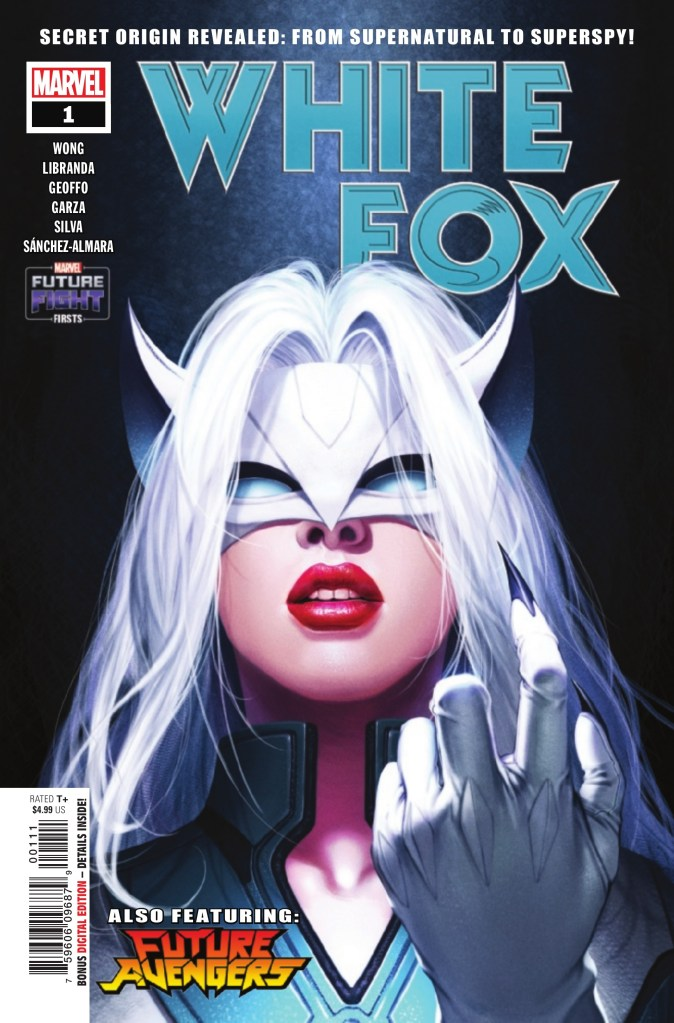 Future Fight Firsts: White Fox #1