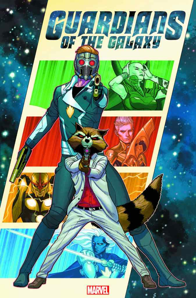 Guardians of the Galaxy 2020 #1