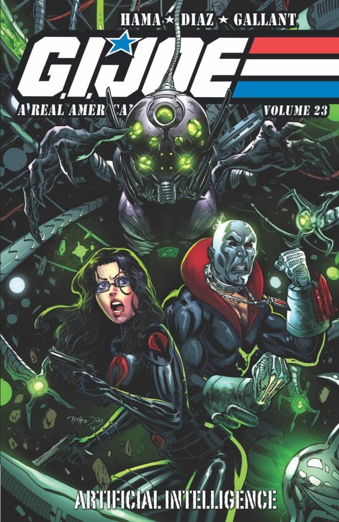G.I. JOE: A Real American Hero, Vol. 23 – Artificial Intelligence