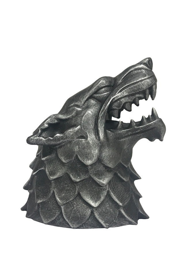 Game of Thrones Stark House Sigil Mini Sculpture