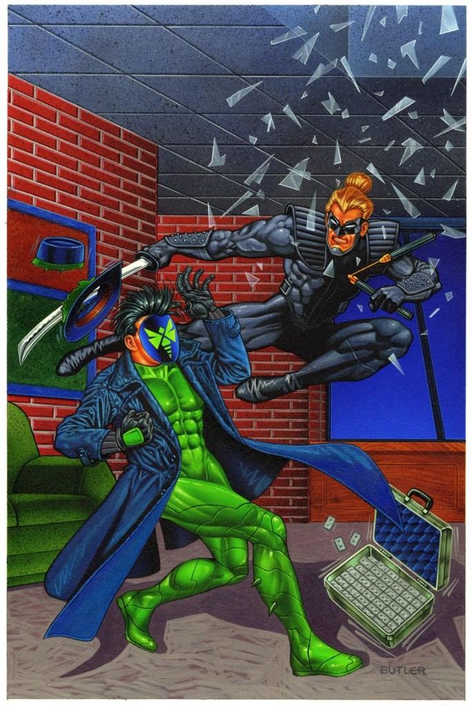Green Hornet: Dark Tomorrow #2