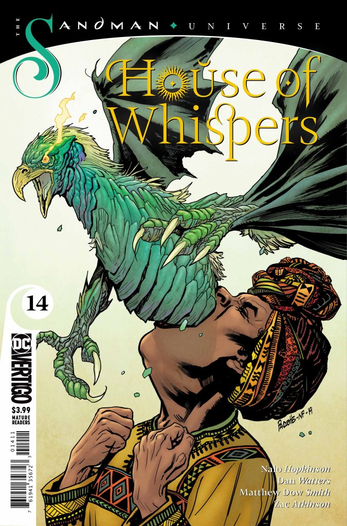 House of Whispers #14