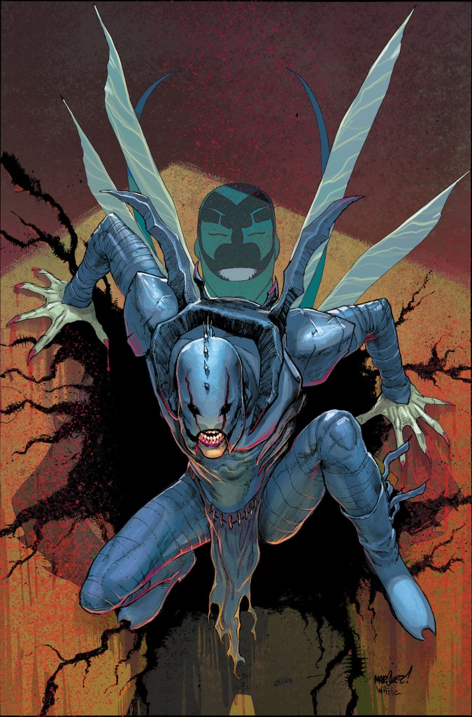 The Infected: Scarab #1