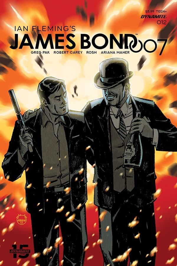 James Bond 007 #12