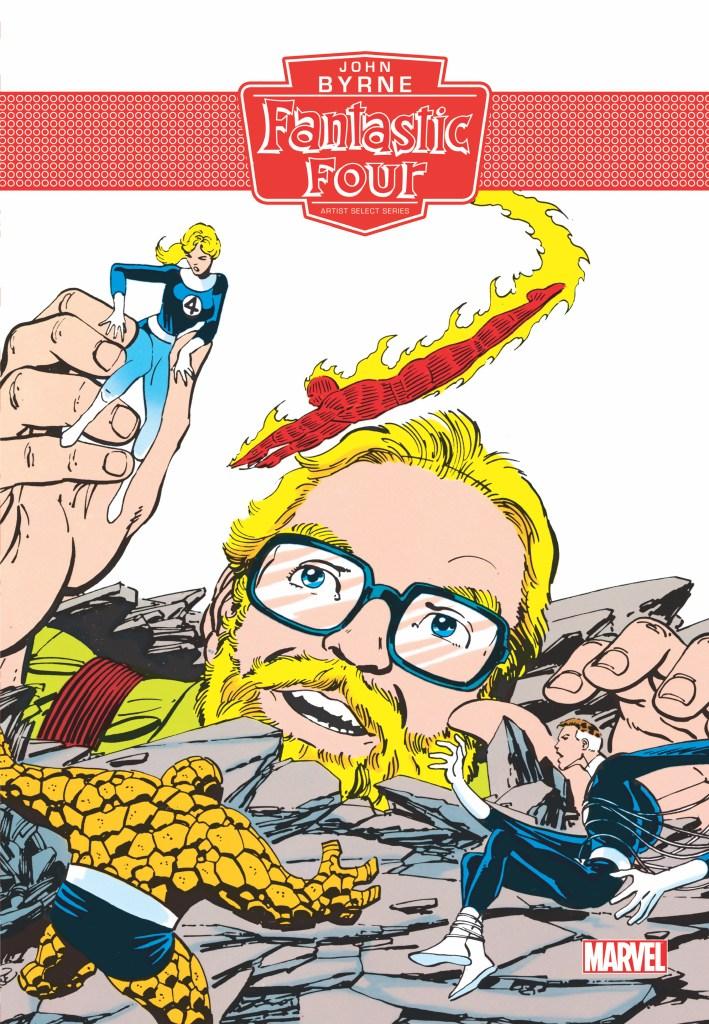 John Byrne Fantastic Four Artist Select