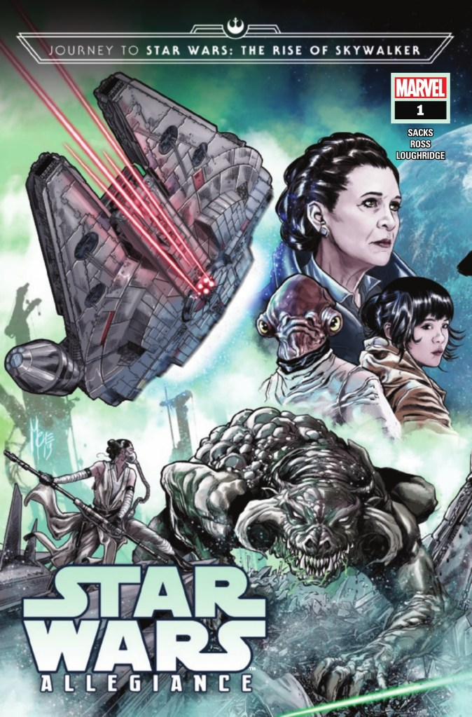 Journey to Star Wars: The Rise of Skywalker: Allegiance #1
