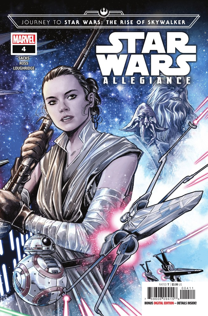 Journey to Star Wars: The Rise of Skywalker: Allegiance #4