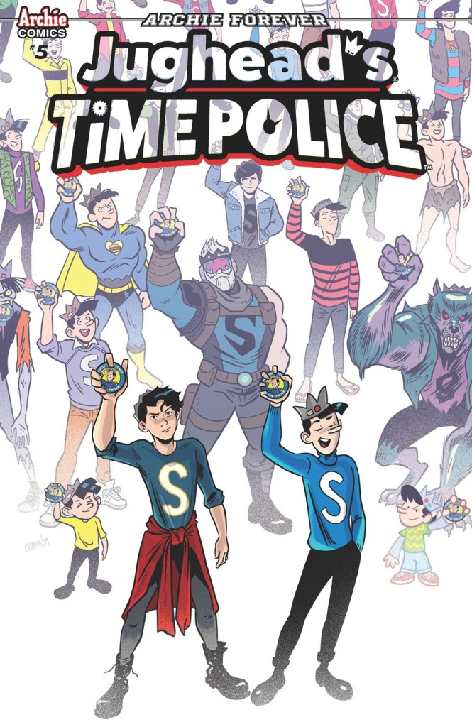 JUGHEAD'S TIME POLICE #5 (OF 5)