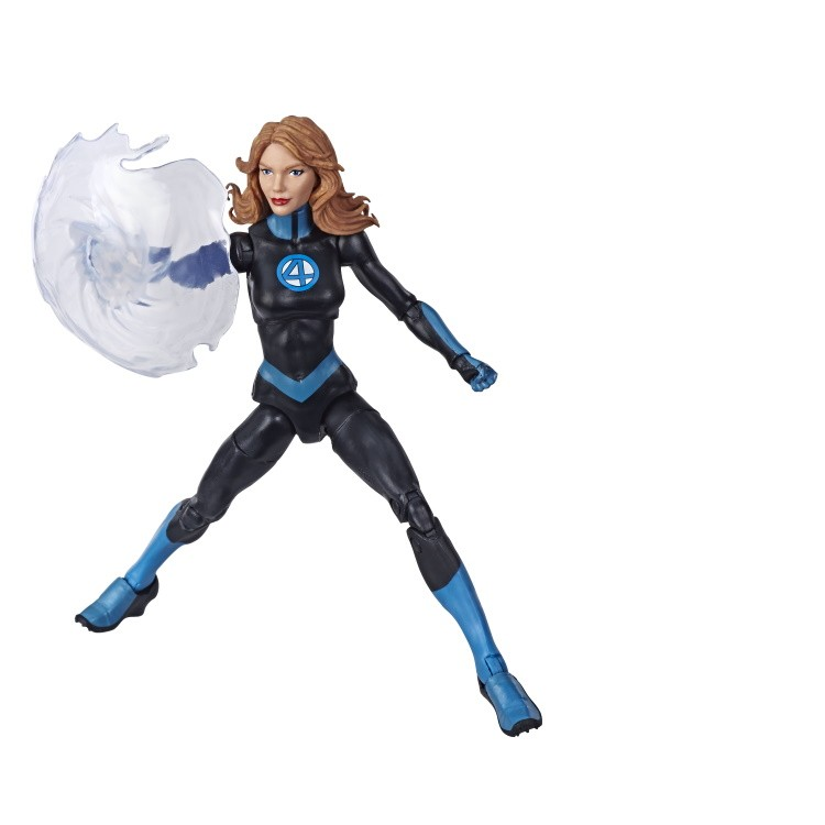 MARVEL FANTASTIC FOUR LEGENDS SERIES 6-INCH INVISIBLE WOMAN Figure