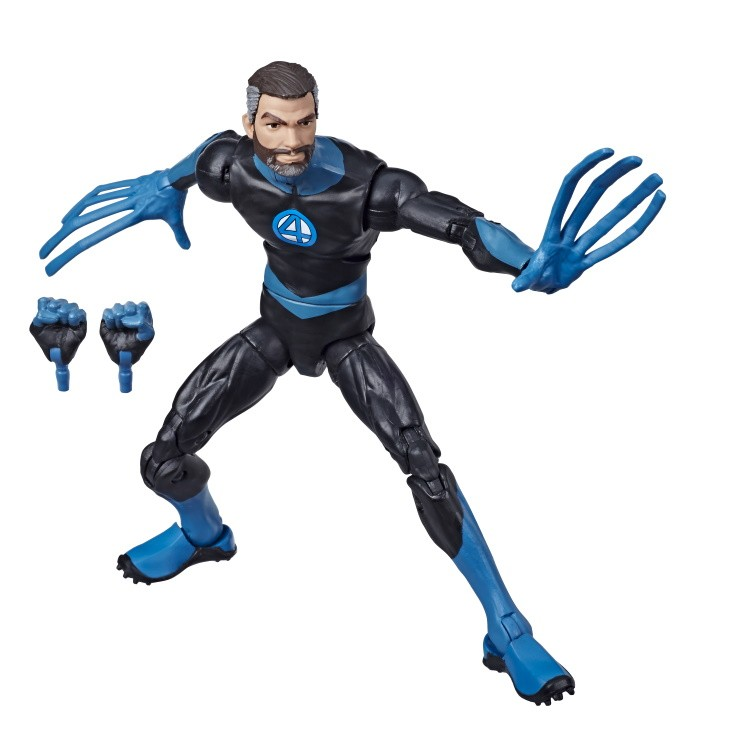 MARVEL FANTASTIC FOUR LEGENDS SERIES 6-INCH MR. FANTASTIC Figure