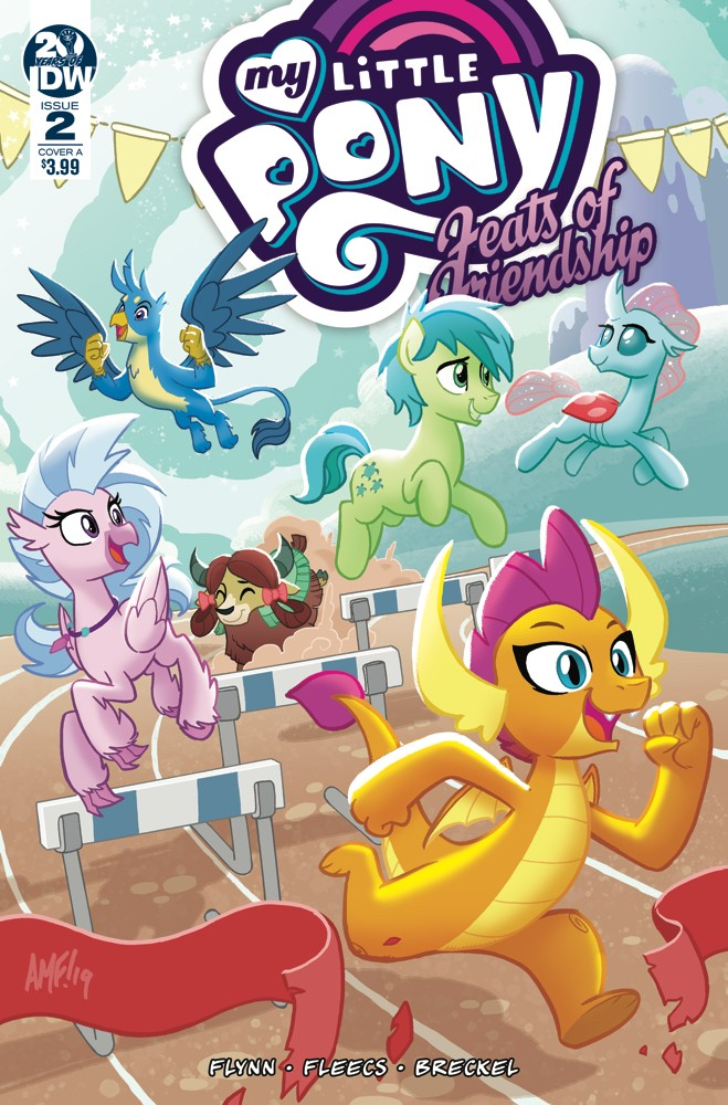 My Little Pony: Feats of Friendship #2
