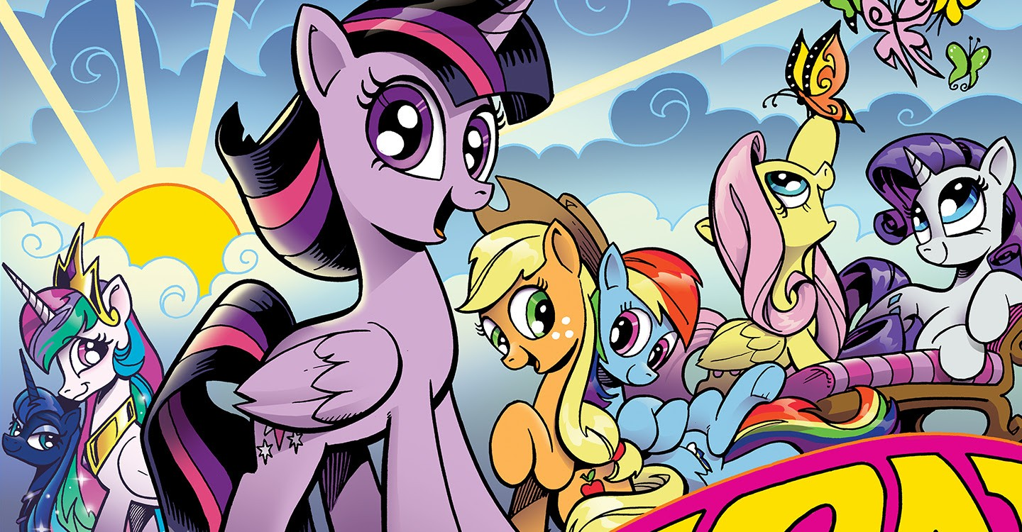 Nycc 2019 My Little Pony Friendship Is Magic Continues With Season 10 In Comics