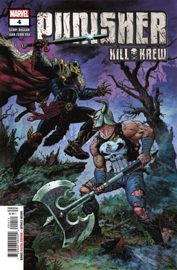 Punisher Kill Krew #4 (of 5)