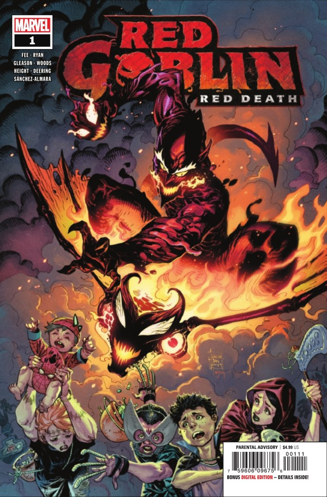 Red Goblin: Red Death #1