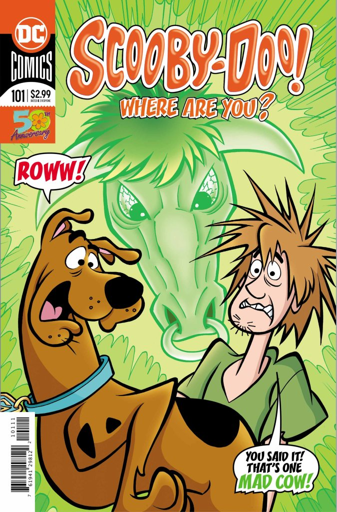 Scooby-Doo! Where Are You? #101