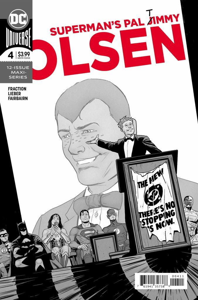 Superman's Pal Jimmy Olsen #4 (of 12)