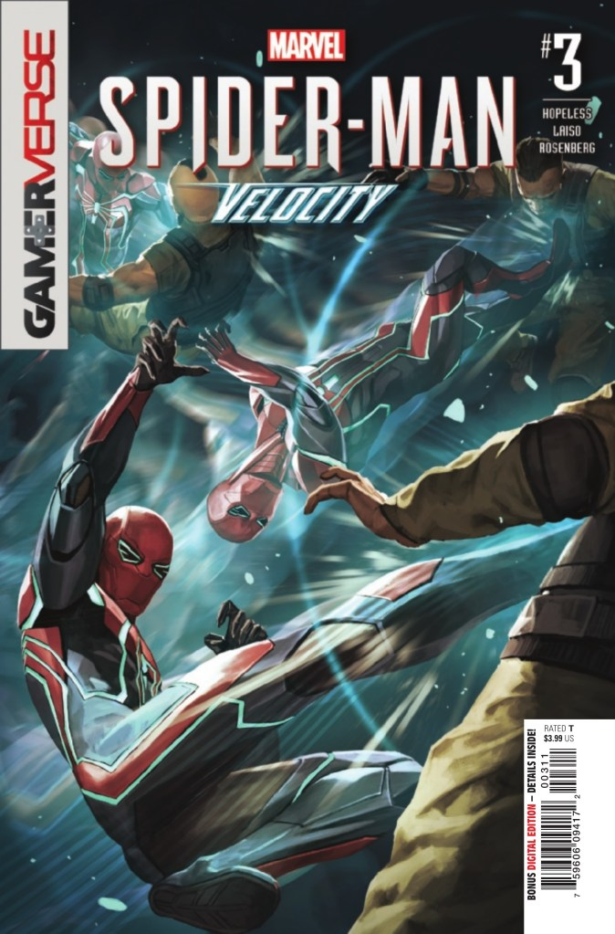 Marvel's Spider-Man: Velocity #3 (of 5)