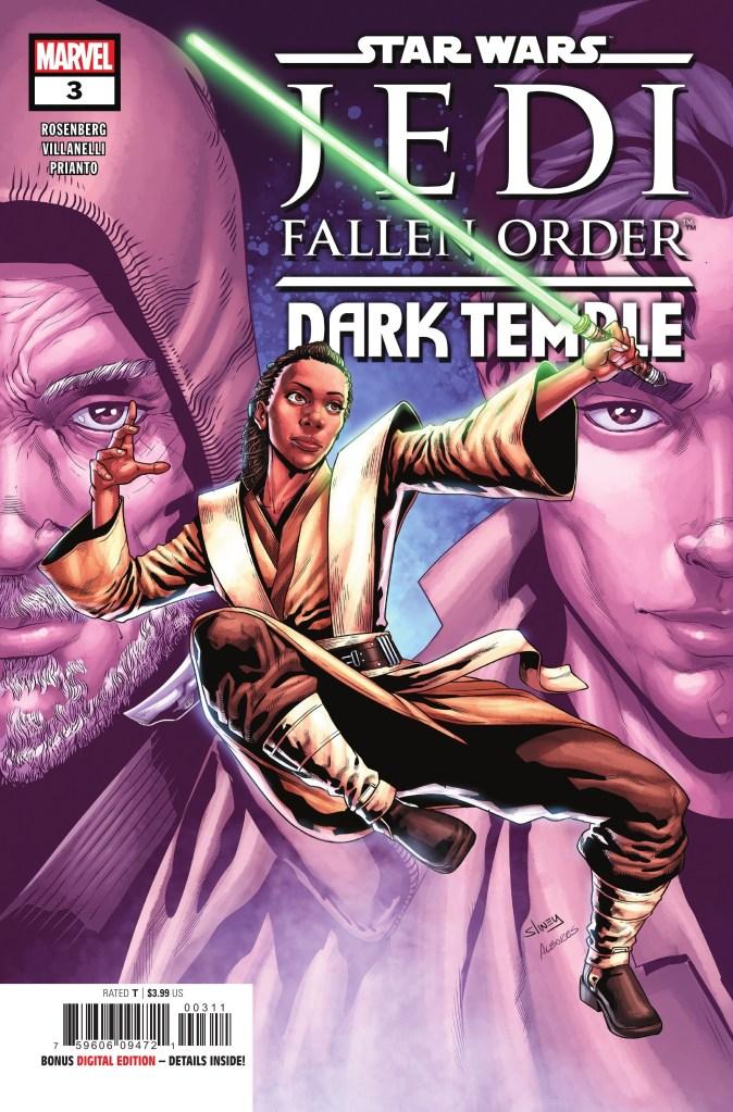 Star Wars Jedi Fallen Order – Dark Temple #3
