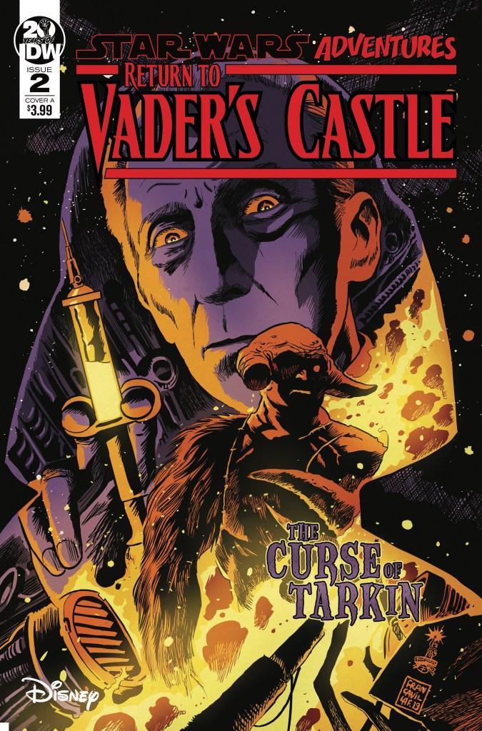Star Wars Adventures: Return to Vader's Castle #2