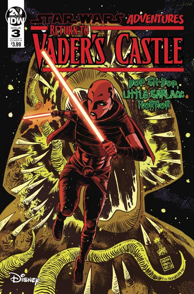Star Wars Adventures: Return to Vader's Castle #3