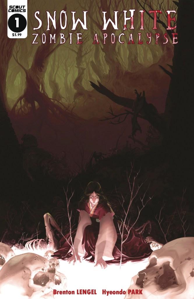 Snow White: Zombie Apocalypse #1