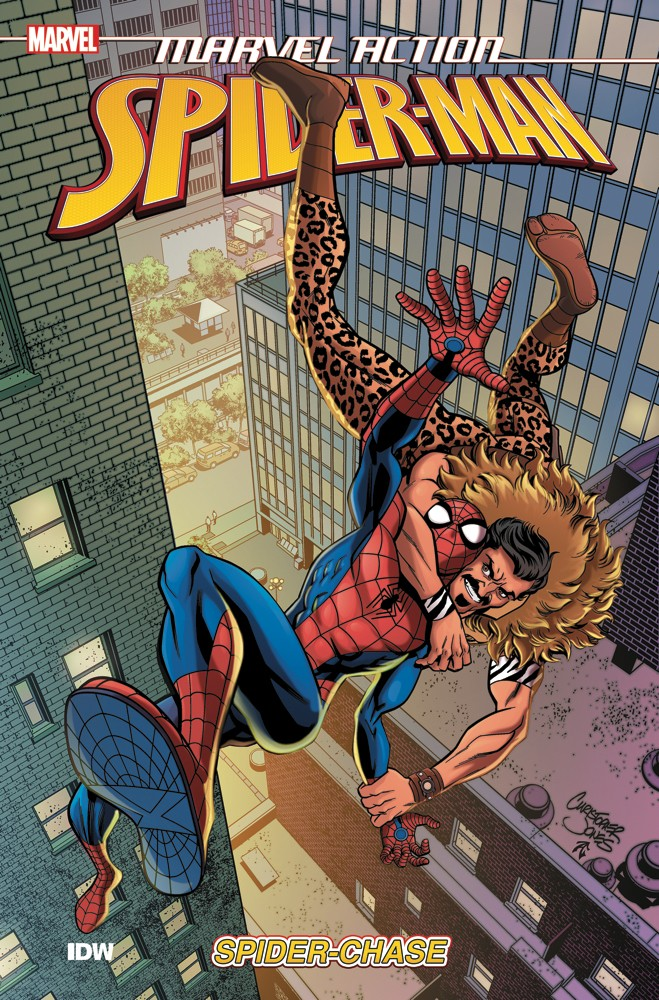 Marvel Action: Spider-Man Book 2 Spider-Chase