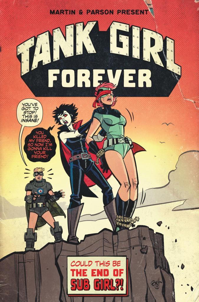Tank Girl Forever #7