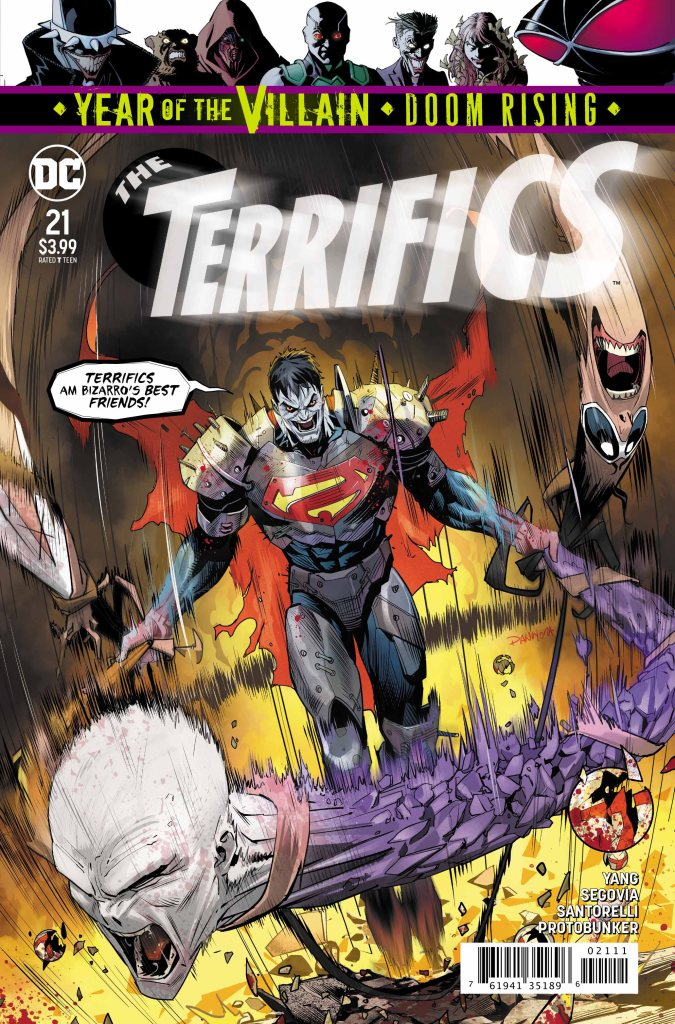 The Terrifics #21