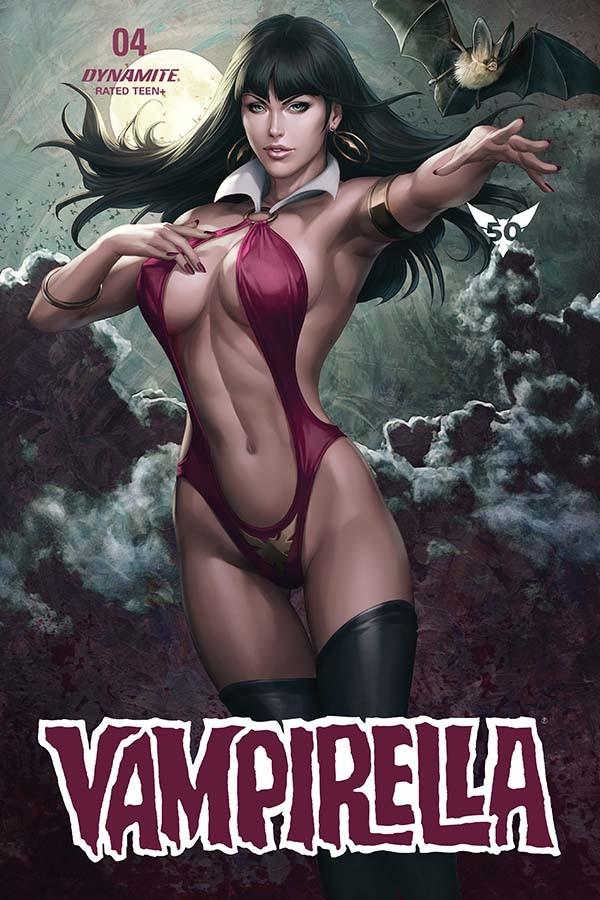 Vampirella Vol 5 #4