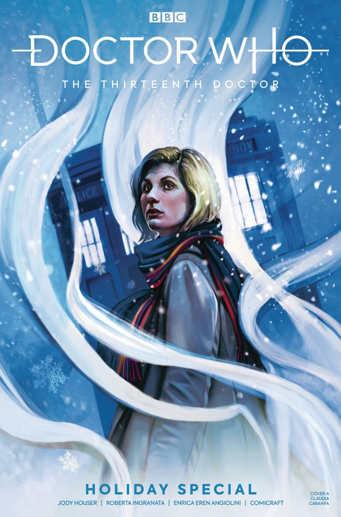 The Thirteenth Doctor Holiday Special #1
