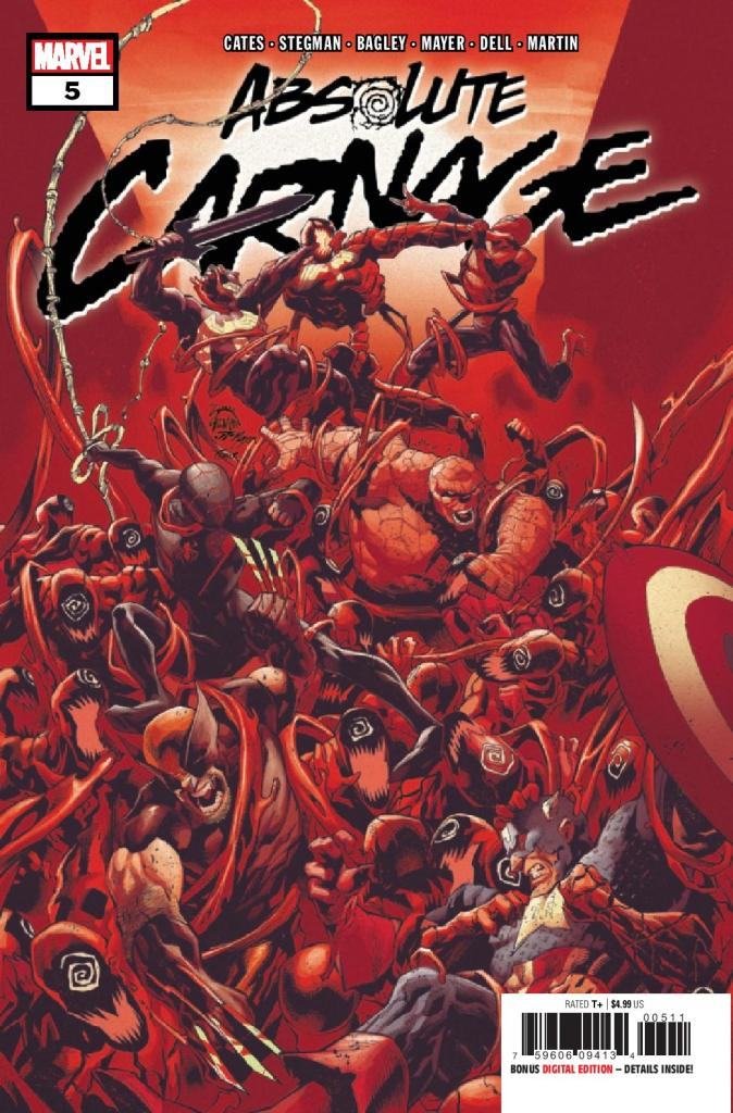 Absolute Carnage #5 (of 5)