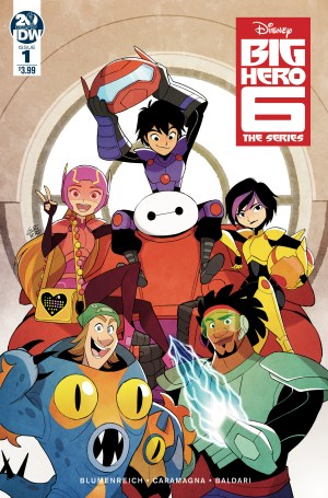 Big Hero 6: The Series #1