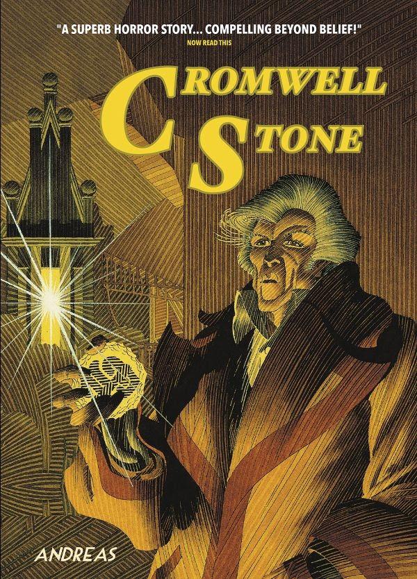 Cromwell Stone HC