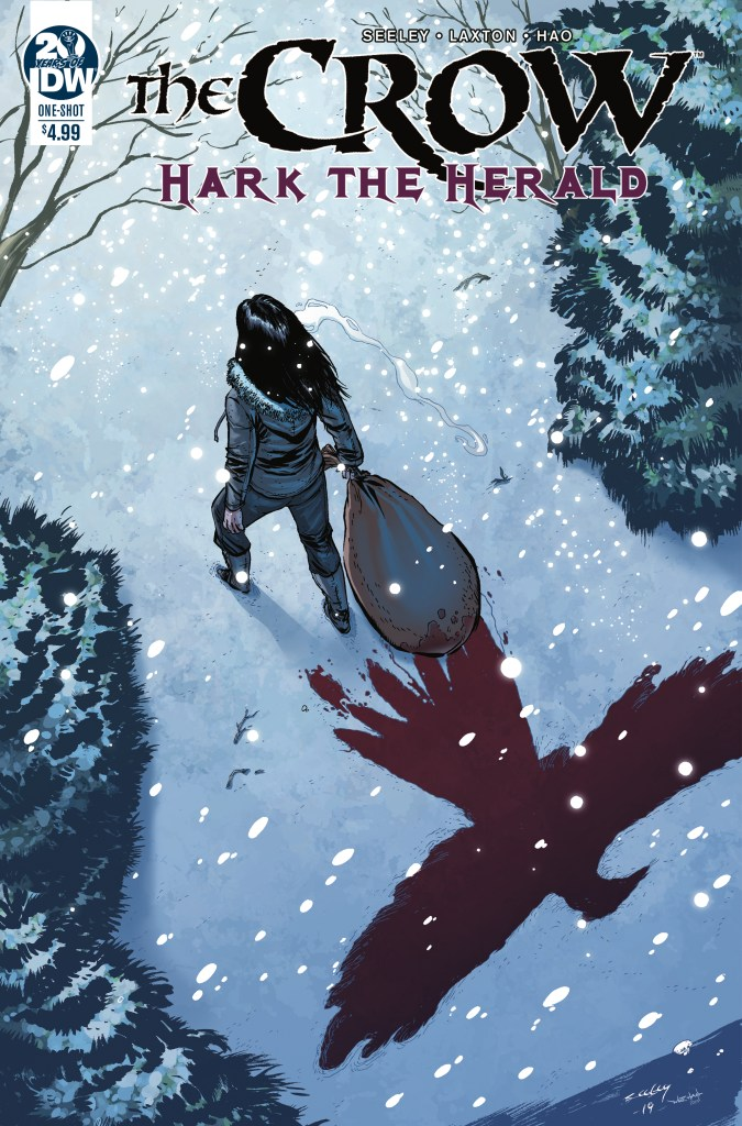 The Crow: Hark the Herald #1
