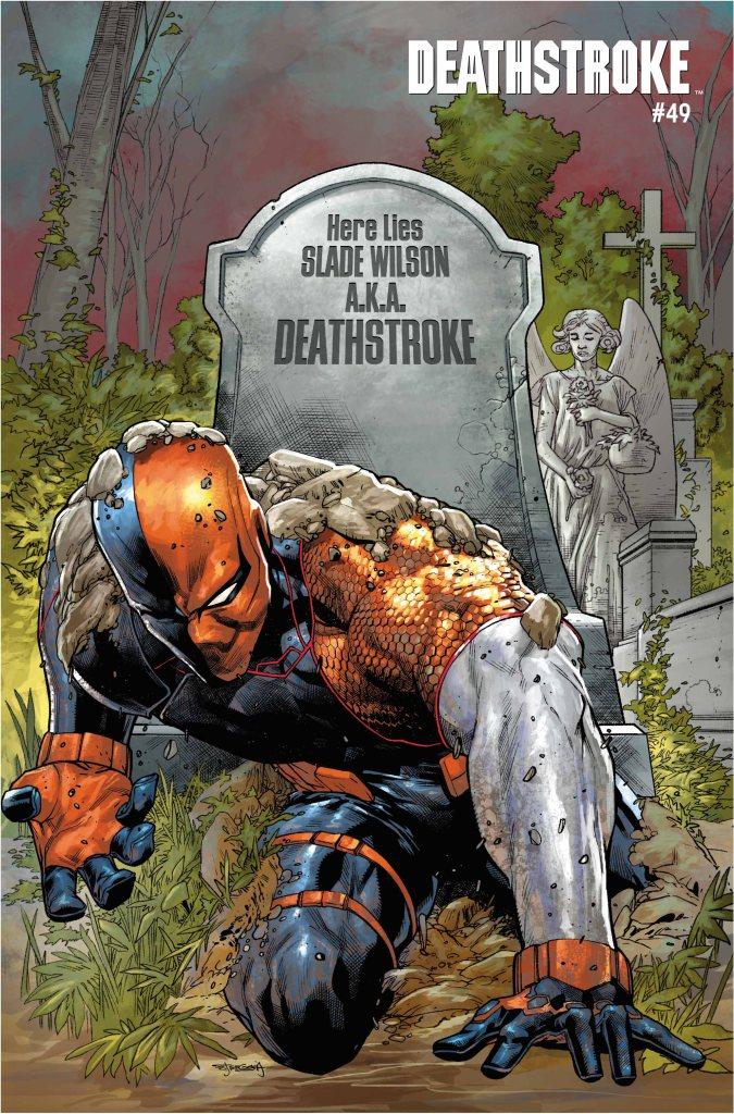 Deathstroke #49