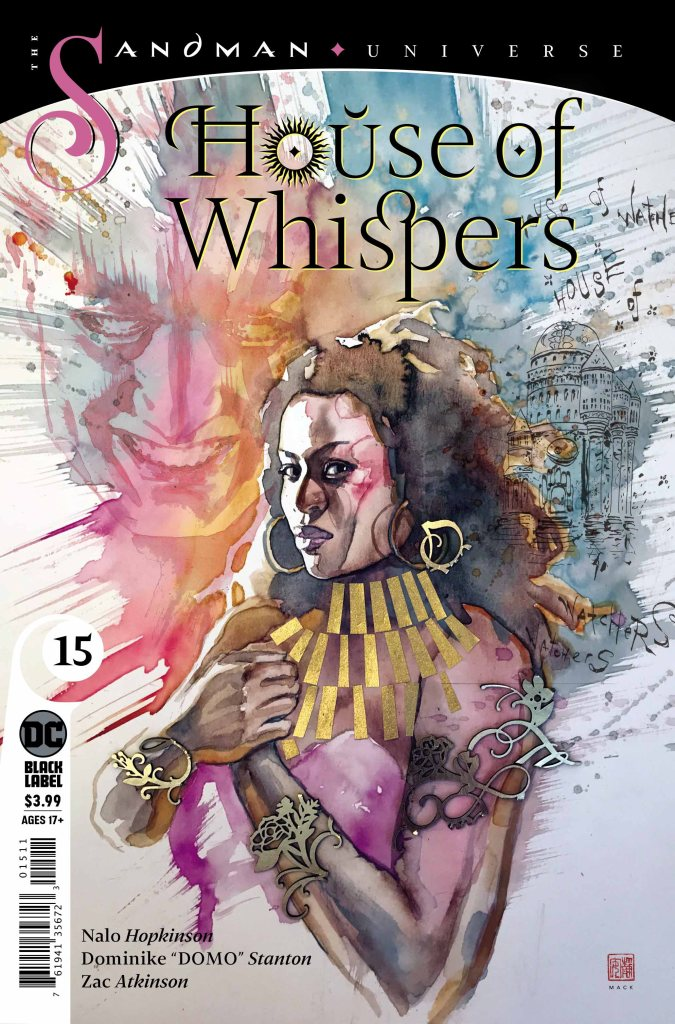 House of Whispers #15
