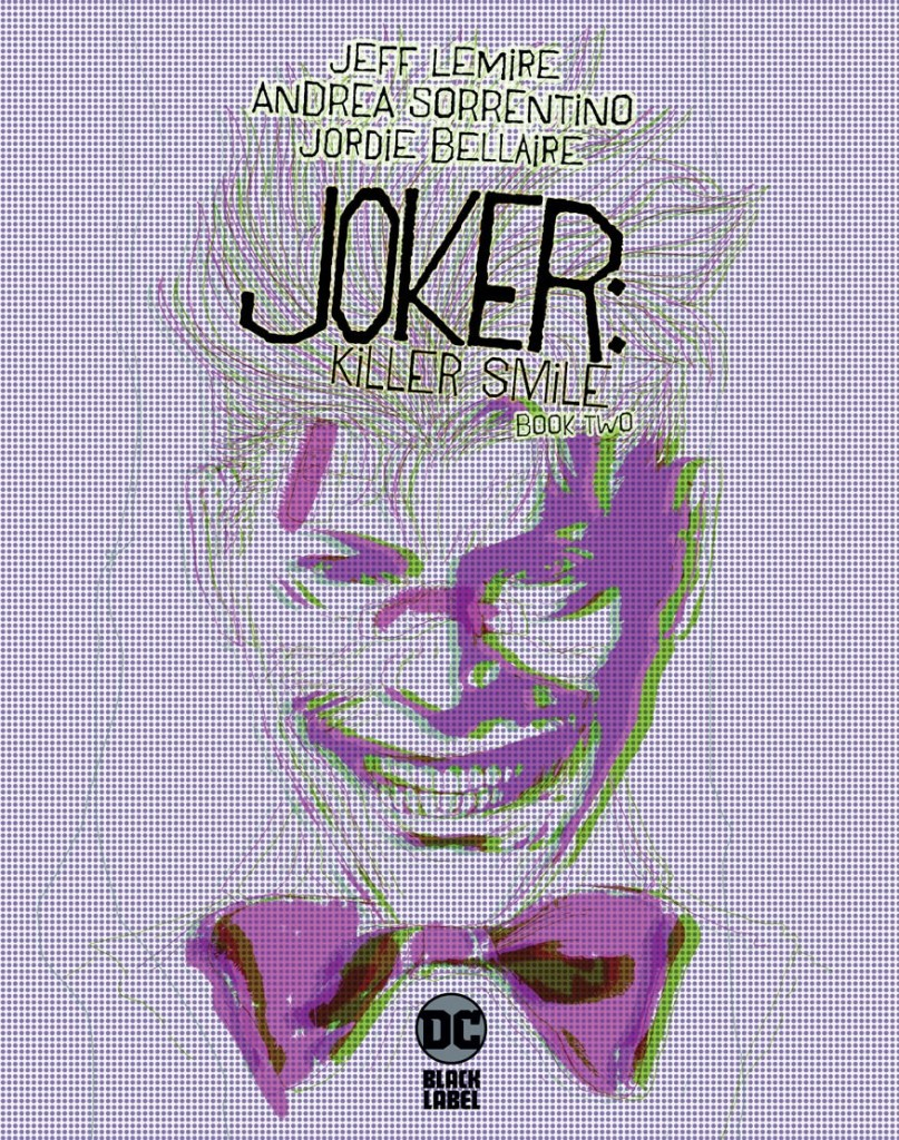 Joker: Killer Smile #2 (of 3)