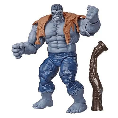 Marvel Legends 6-Inch Grey The Incredible Hulk Action Figure