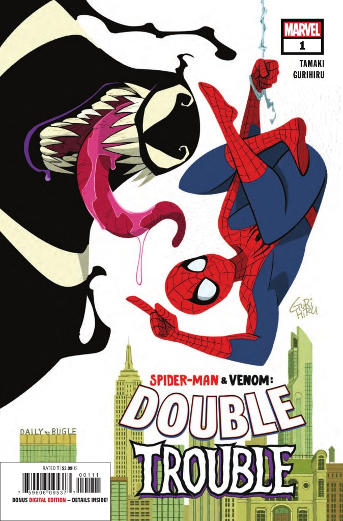 Spider-Man & Venom: Double Trouble #1 (of 4)