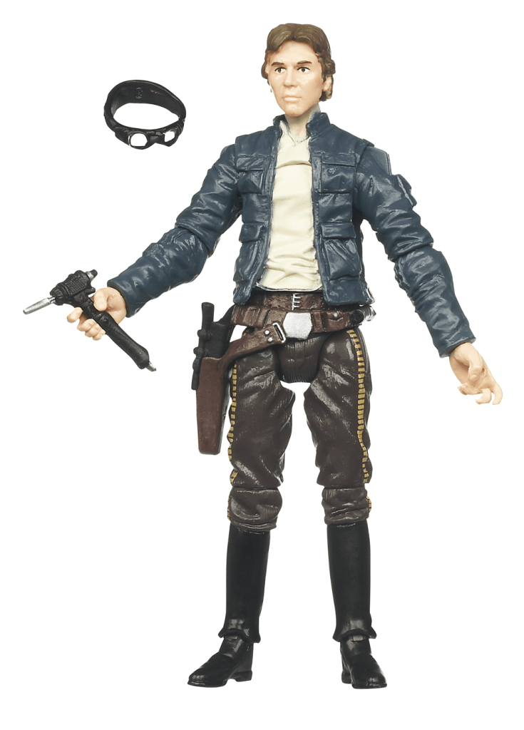 STAR WARS: THE VINTAGE COLLECTION 3.75-INCH HAN SOLO Figure