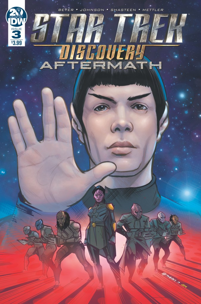 Star Trek: Discovery: Aftermath #3 (of 3)
