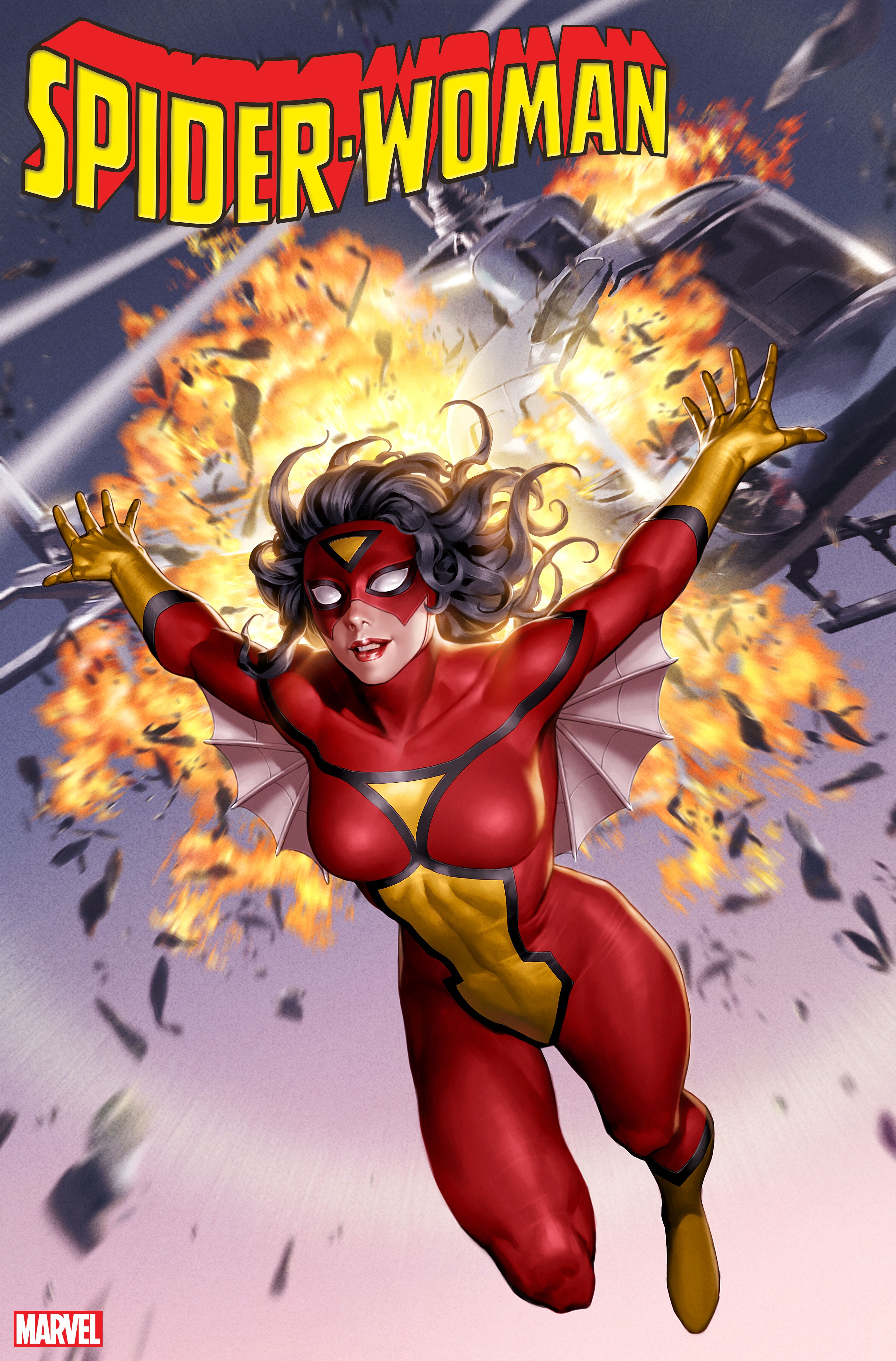 Spider-Woman Gets Her Own Series in March 2020 from Karla Pacheco and Pere Perez