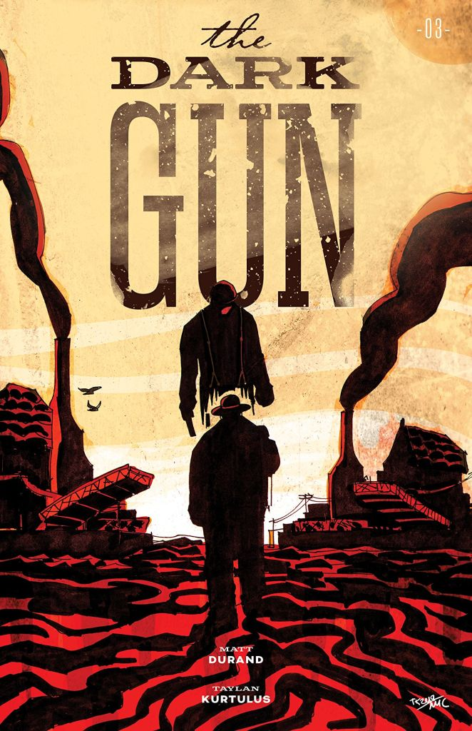 The Dark Gun #3