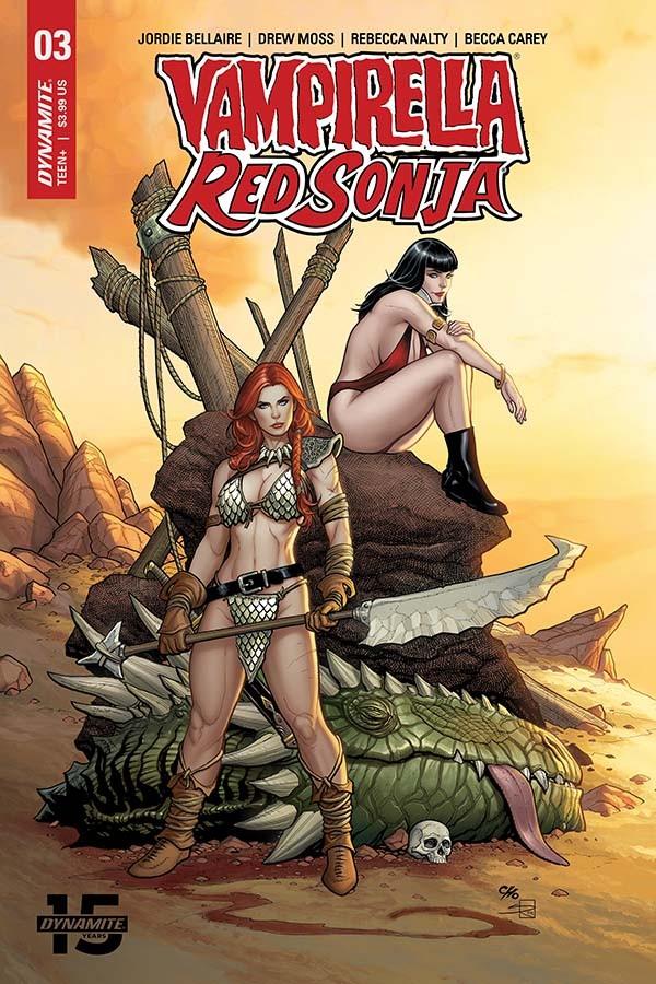 Vampirella/Red Sonja #3