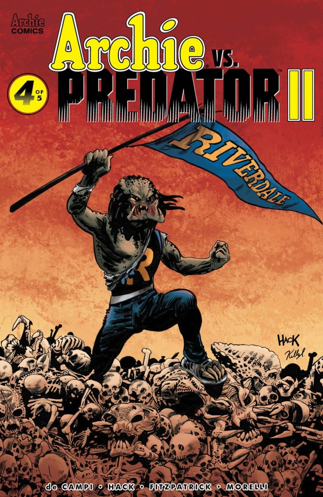 ARCHIE VS. PREDATOR 2 #4 (OF 5)
