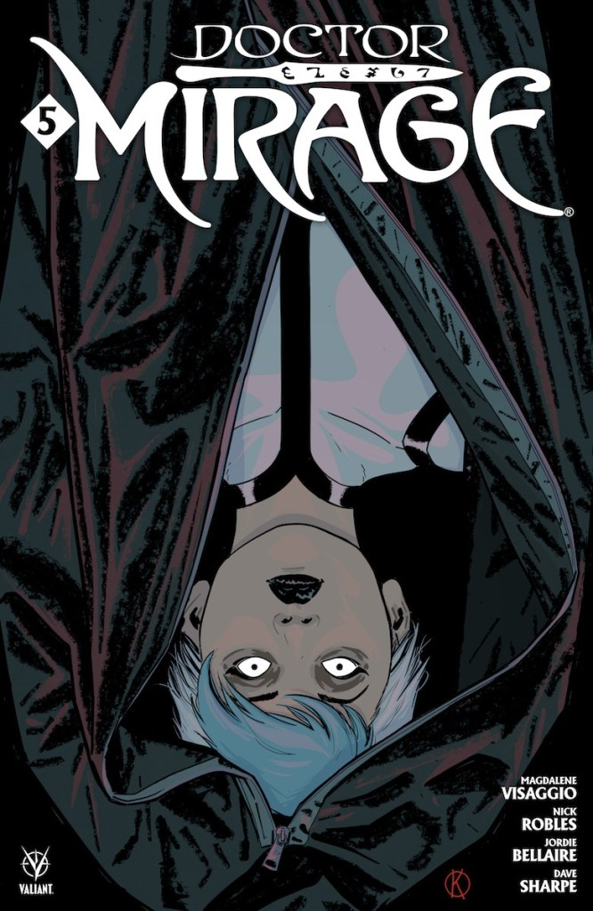 DOCTOR MIRAGE #5 (of 5)