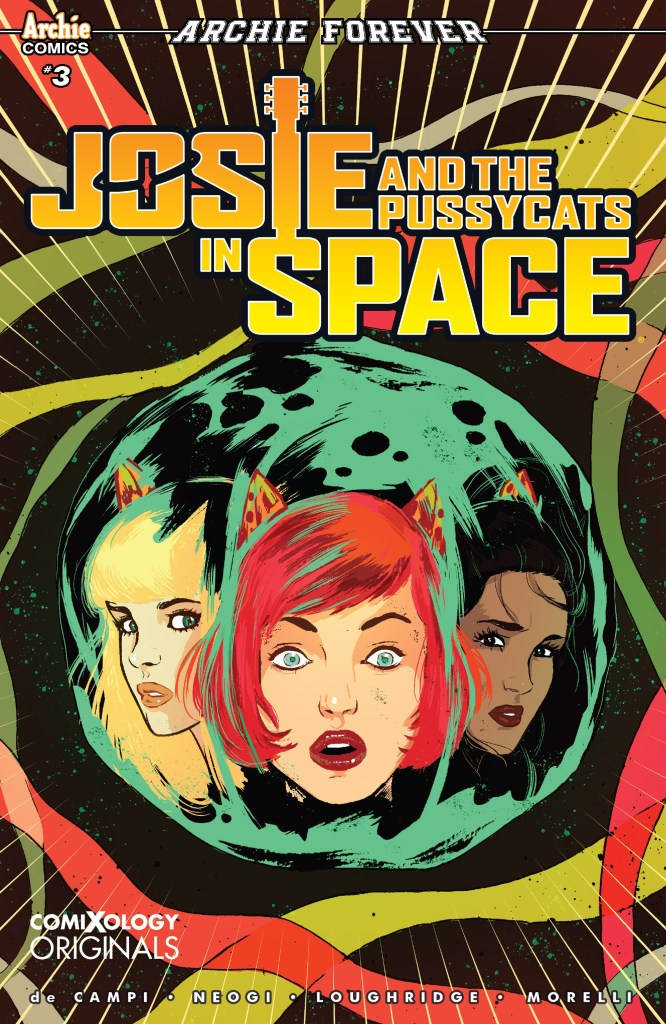 JOSIE AND THE PUSSYCATS IN SPACE #3 (of 5)