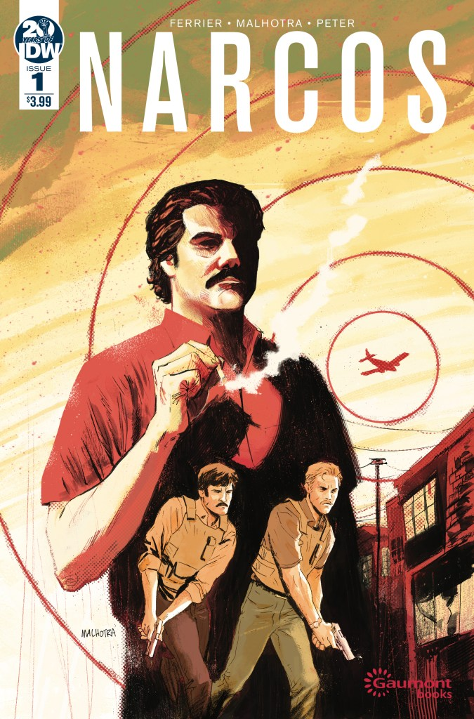 Narcos #1 (of 4)