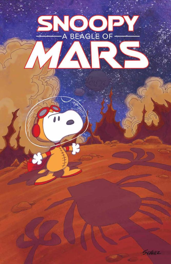Snoopy: A Beagle Of Mars OGN SC